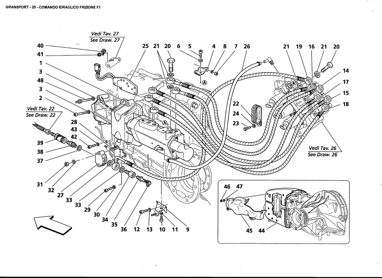 2005 Maserati Quattroporte Diagrams Photo